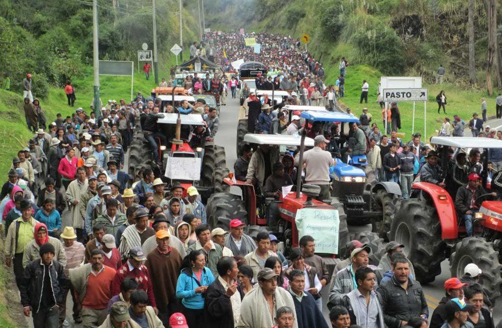 Gobierno Nacional puede evitar en 10 días, posible Paro Agrario.