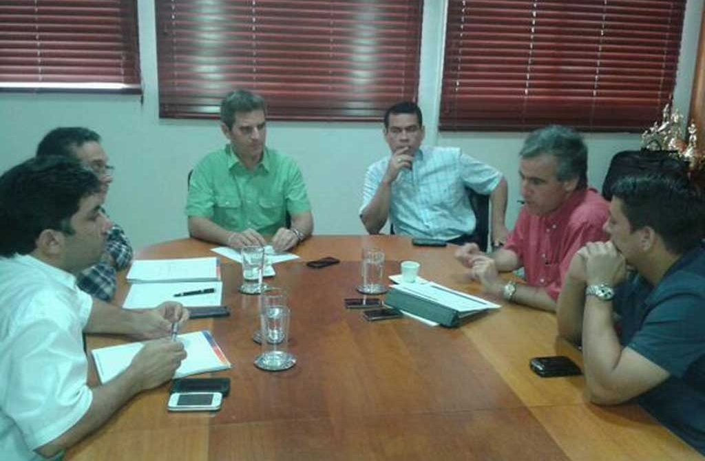 Mesa de trabajo, para analizar situación de Electricaribe en Montería.