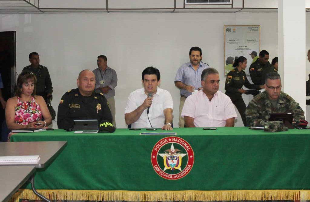 En un consejo de Seguridad, las autoridades civiles y militares analizaron la problemática de seguridad al interior del claustro universitario.