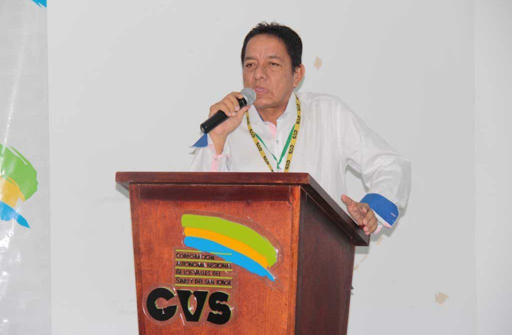 José Fernando Tirado, Director de la CVS.
