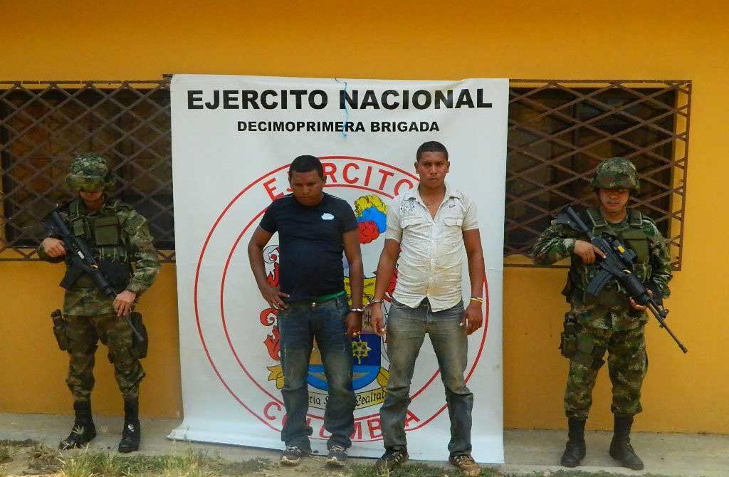 Jefe de finanzas de 'Los Urabeños' y uno de los más buscados en Córdoba, fue capturado por el Ejercito Nacional