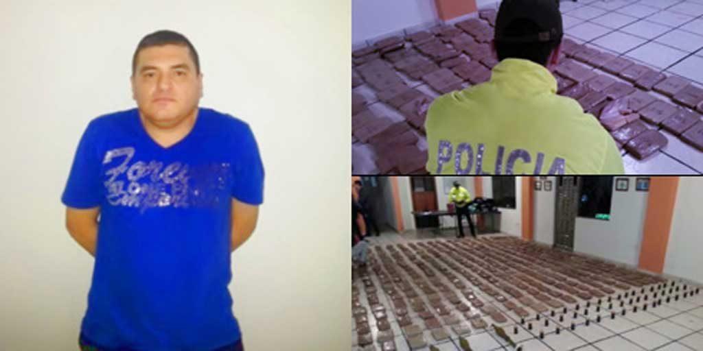 """Foto, Andrés Zambrano / ELTIEMPO, Héctor Coronel, alias """"Rincón"""", era el comisario del Chapo Guzmán"""