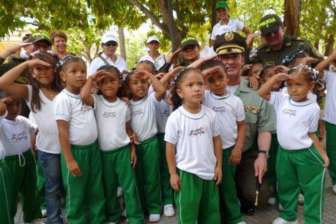 Córdoba celebra por ser un departamento que respeta los derechos de la niñez.