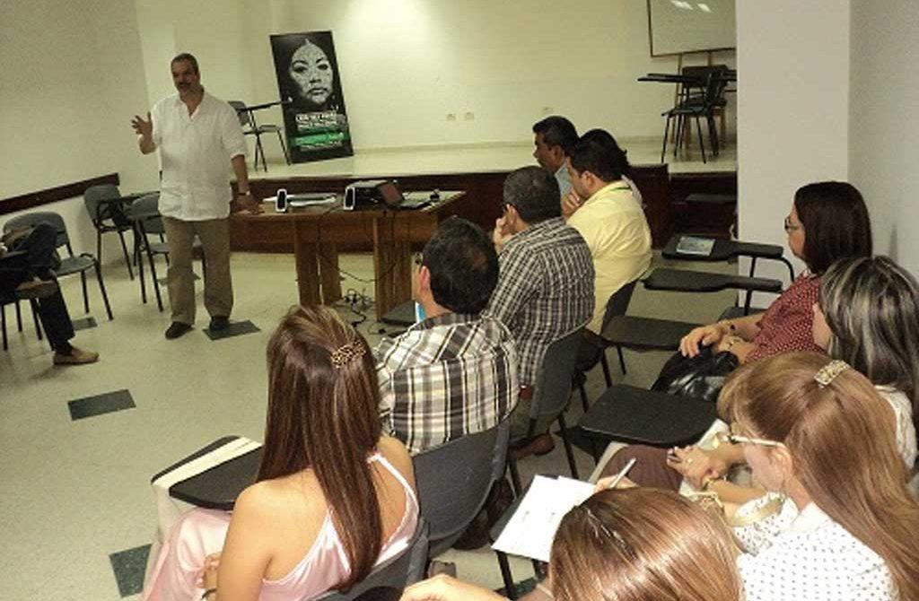Unicef y el Instituto Colombiano de Bienestar Familiar, capacitan a personal jurista de Córdoba sobre el sistema penal.