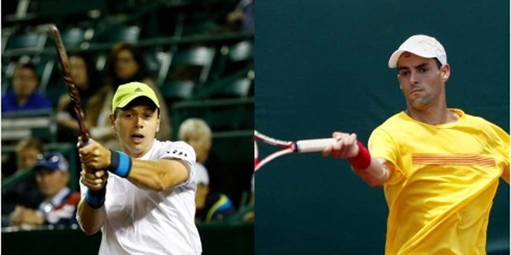 Foto de VAVEL, La dupla Colombiana, avanza a paso fuerte en el ATP 250, tras vencer por 1-6, 7-6 (7-1) y 11-9