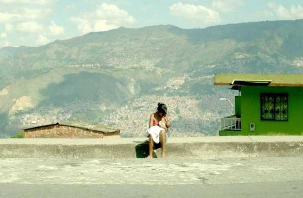 """Simón Mesa, colombiano que competirá en Cannes con su cortometraje """"Leidi""""."""