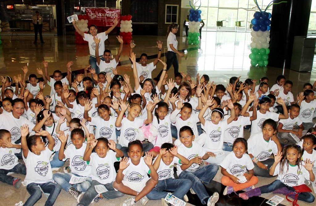 Durante todo el mes de abril se realizarán actividades tendientes a rendirle homenaje a la niñez cordobesa.