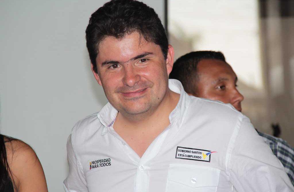 Ministro de Vivienda, Ciudad y Territorio, Luis Felipe Henao.