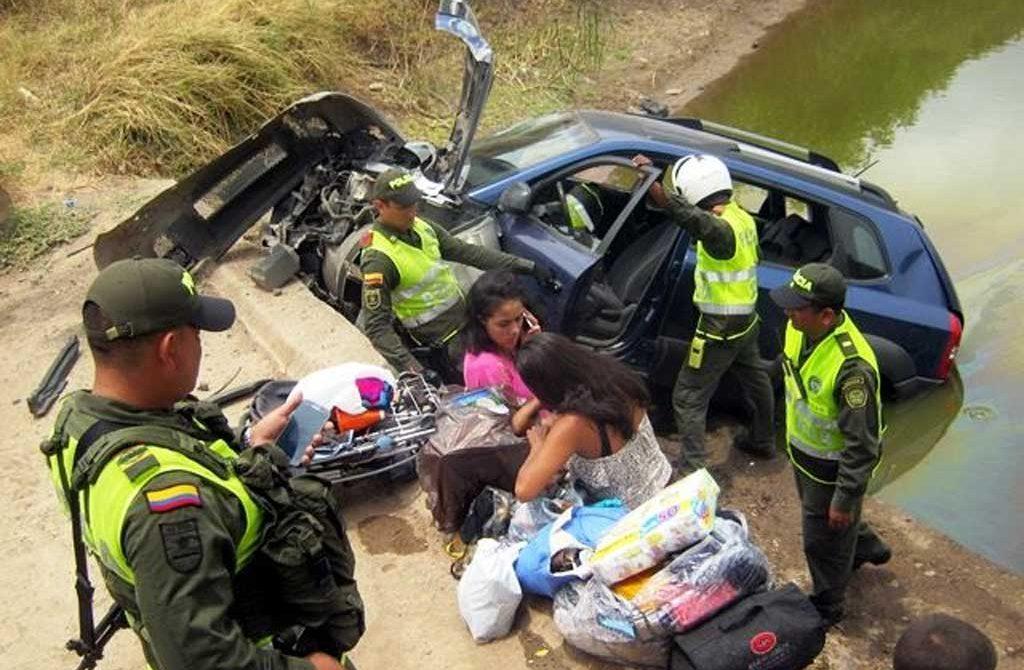 Michael Andrés Prado, de tan solo 4 meses, falleció en fatal accidente automovilístico.