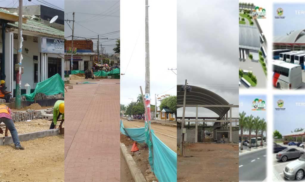 Cinco proyectos se realizan en este municipio, para el beneficio de los Sahagunenses.