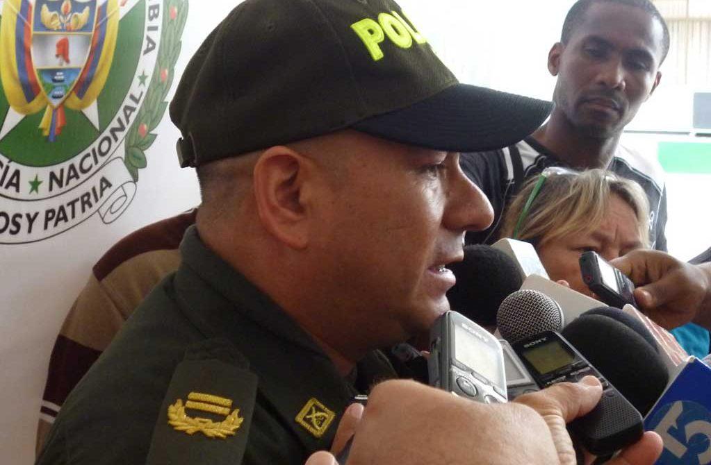 """Capturan alias """"cara de papa"""" y cinco integrantes de la banda """"Los Urabeños"""" en la capital cordobesa."""