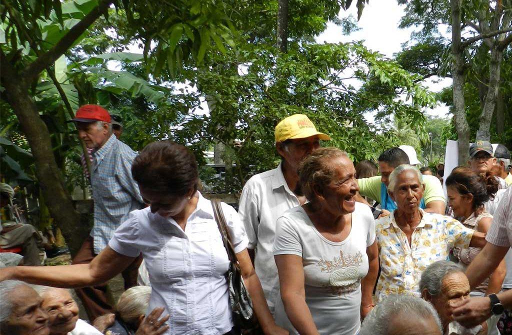 Las personas de la tercera edad en Montería, comenzaran a reclamar el dinero otorgado por el Gobierno Nacional.