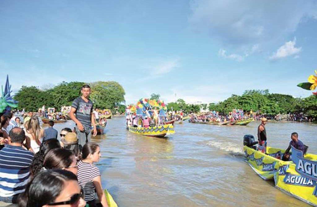 Inscripciones de las candidatas para representar a su sector en la tercera versión del Reinado del Río Sinú.