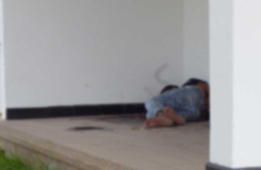 Incierta es la muerte de este habitante de la calle en la capital cordobesa.
