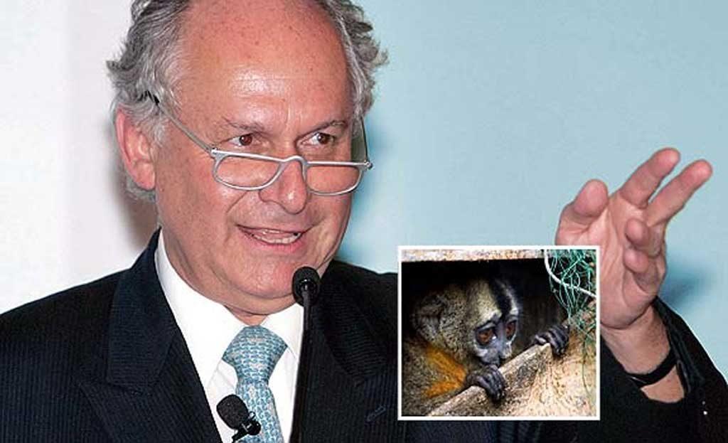 Científico Colombiano, Manuel Elkin Patarroyo.