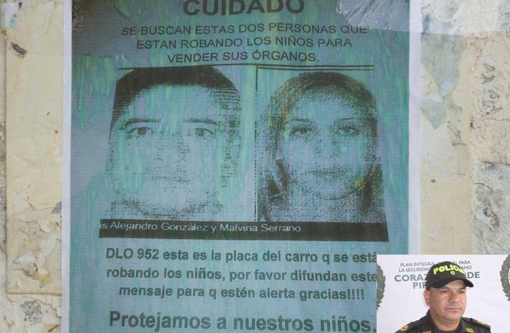 Comunidad educativa en alerta ante este supuesto panfleto, Policía Metropolitana da parte de tranquilidad.