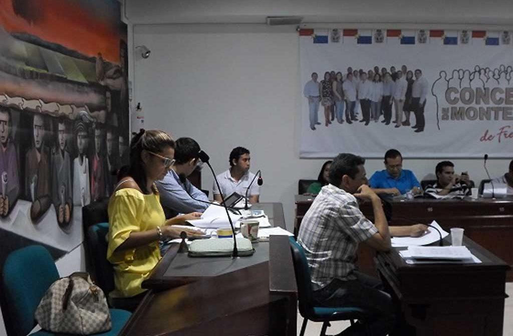 El alcalde Carlos Eduardo Correa, pidió estas sesiones extraordinarias para avanzar en los proyectos que se están realizando en la capital.