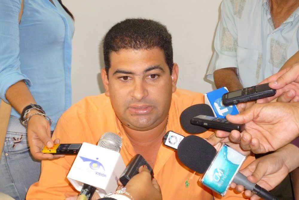 Secretario de Gobierno José Berardinelli.