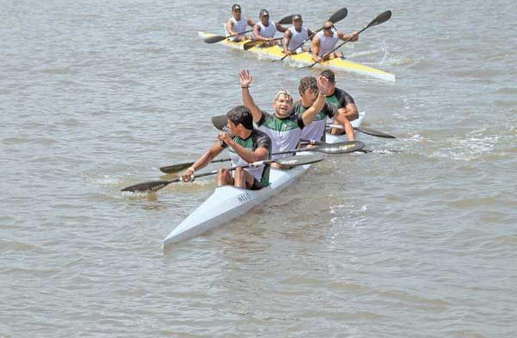 Todo listo para concurso de canotaje y resistencia acuática, en la capital cordobesa.