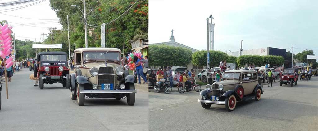 Con desfile de carros clásicos y antiguos, cordobeses empiezan a disfrutar de la de la feria nacional de la ganadería.