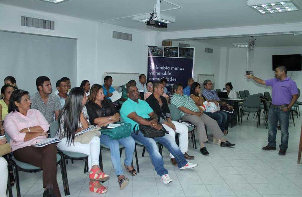 Director de gestión del riesgo del departamento, se reunió con autoridades de 19 municipios ante posible fenómeno del niño.