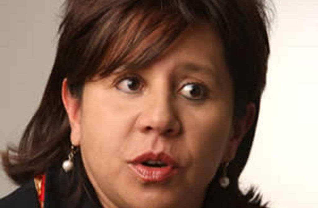 María del Pilar Hurtado, ex directora del DAS.