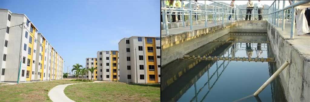 $715.000 millones de pesos en Inversiones en obras de agua y vivienda, en Córdoba, por el Ministerio de Vivienda.
