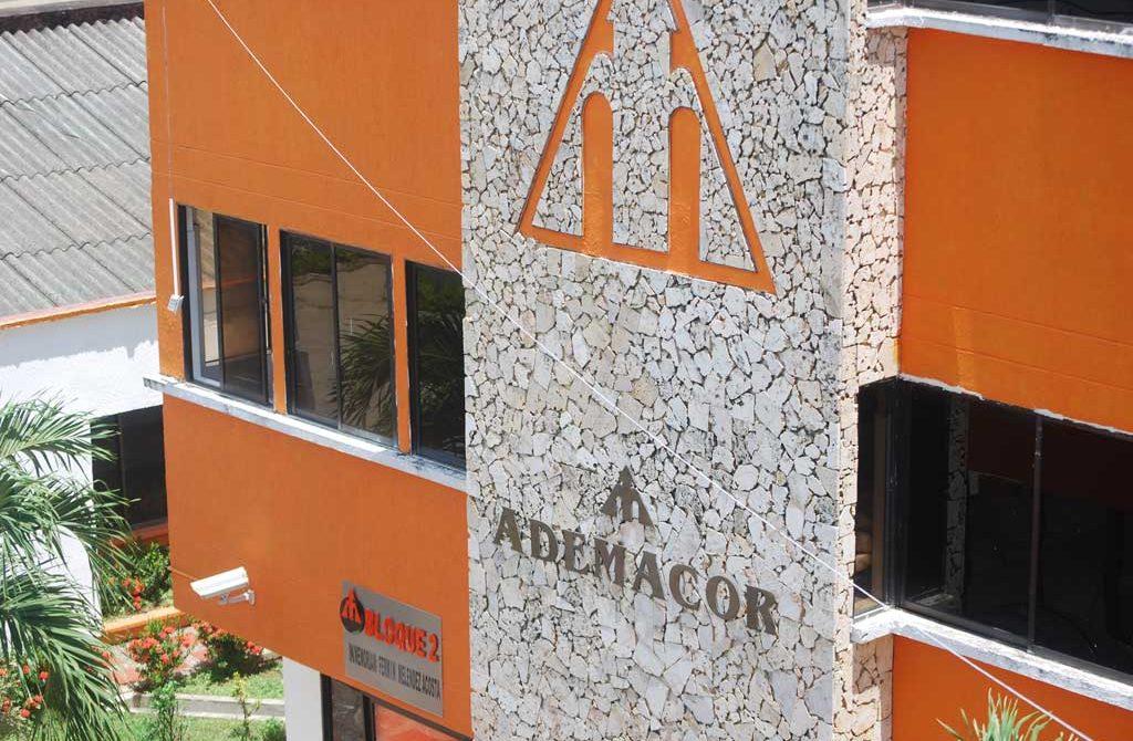Instalaciones de Ademacor. MONTERÍA