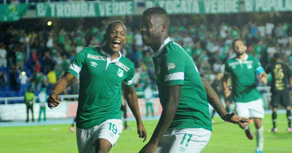 Con un triunfo justo sobre Fortaleza, el onceno verdiblanco se volvió a trepar a la cima de la Liga Postobón II-2014.