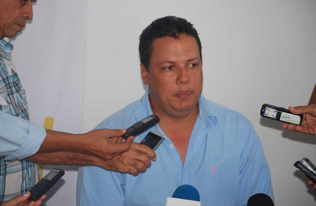 """""""No queremos dar infracciones pero en muchos casos la gente no respetan las normas de tránsito"""": Héctor Cordero."""