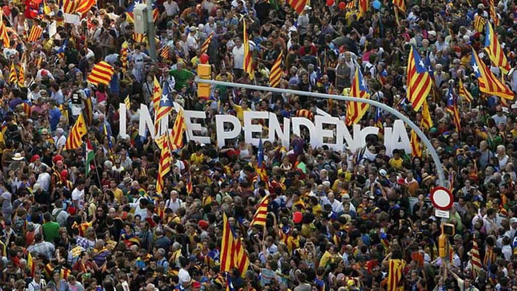 Comunidad internacional no acepta la independencia unilateral de Cataluña