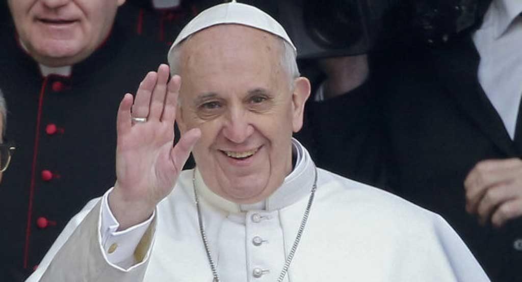Papa, Francisco I