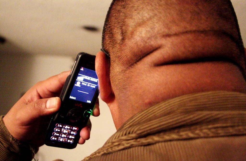 Policía incautó en Las Mercedes, 75 celulares utilizados para extorsionar desde el centro penitenciario