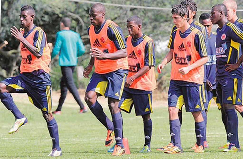 Colombia Sub 20: Colombia Debuta El Próximo Jueves En El Sub-20