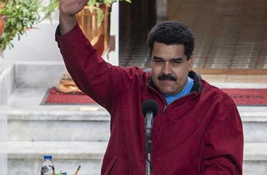 Presidente Nicolas Maduro.
