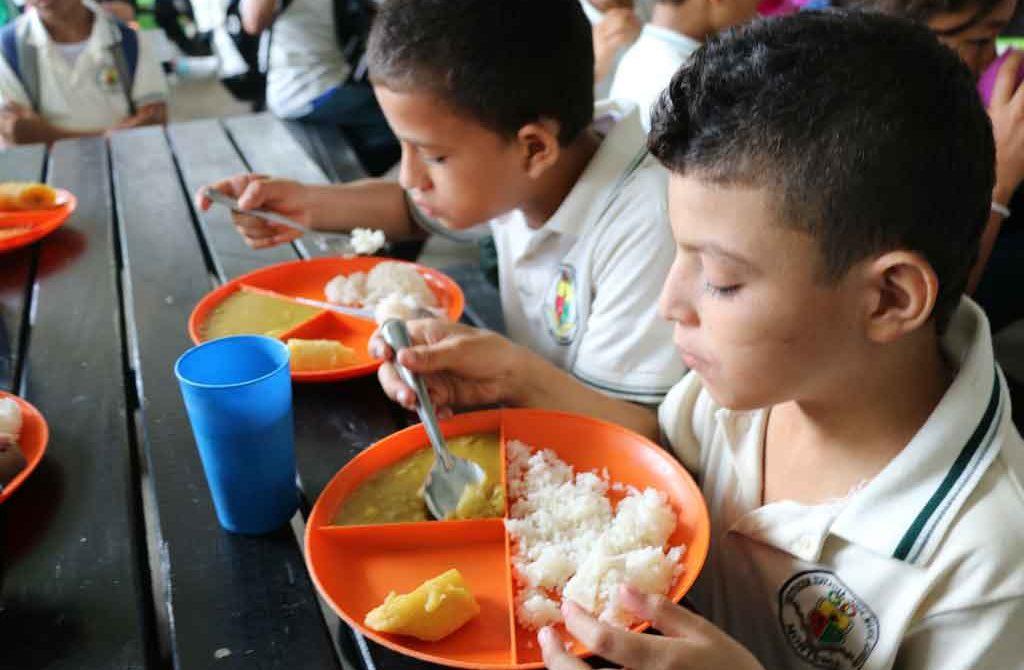 Gobernador solicitó a entes de Control, auditoria a contratos de alimentación escolar