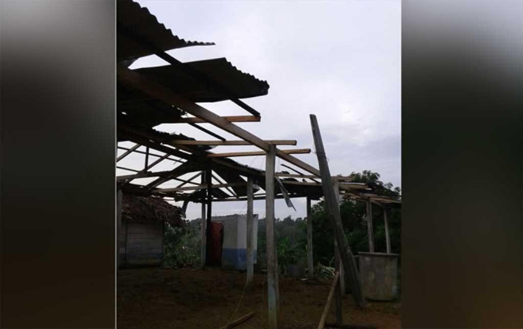 El lunes serán entregadas ayudas a familias damnificadas en Los Córdobas