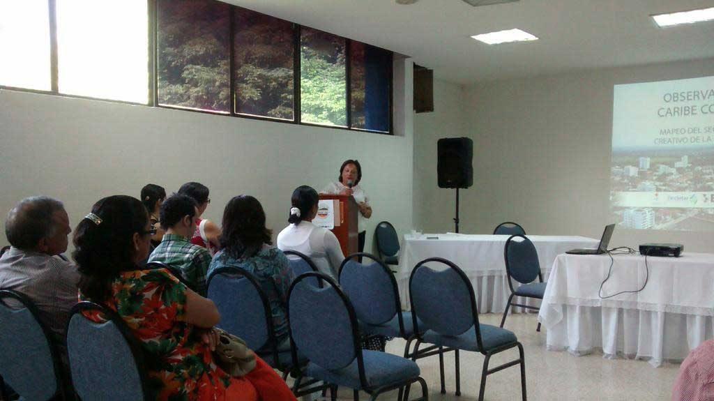 Proyecto de Mapeo Cultural de Montería potencializará la industria cultural de la ciudad