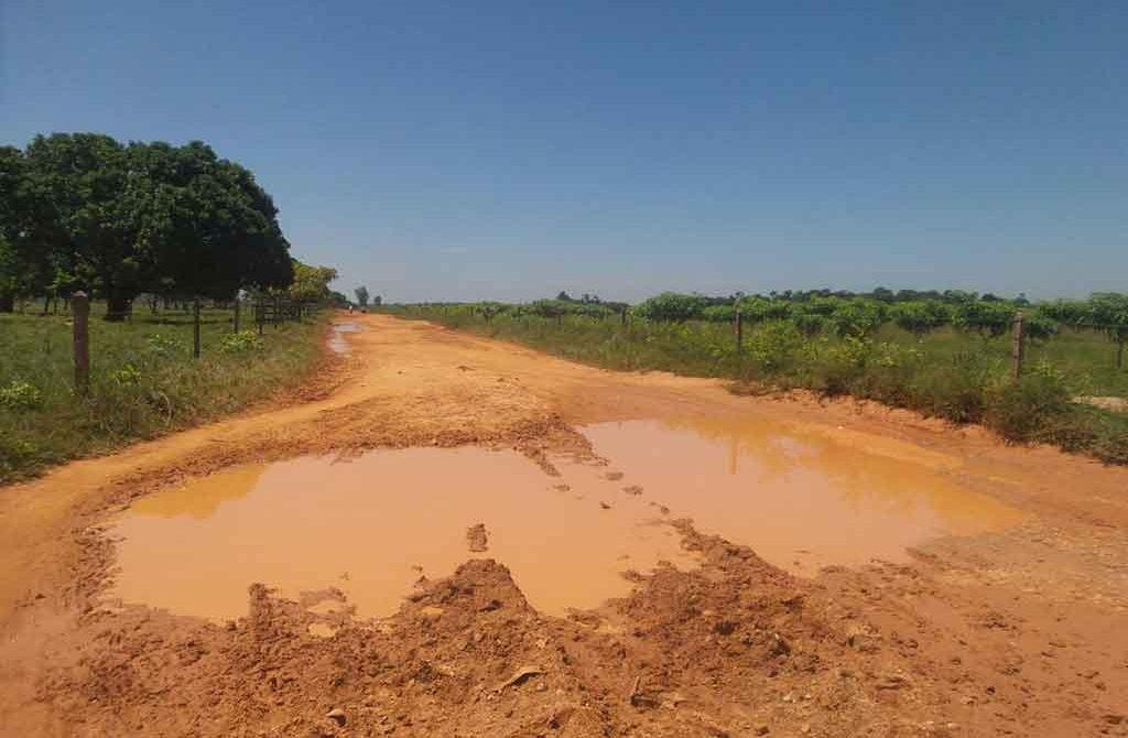 Corregimientos El Cedro y Pueblo Nuevo tendrán vía pavimentada