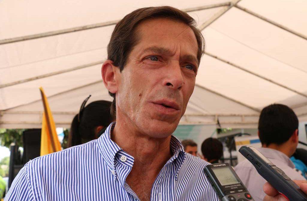 Magistardo Felípe García Echeverry, Vicepresidente del Consejo Nacional Electoral