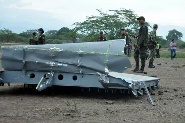 Posible falla humana, nueva hipótesis en accidente de avión de FAC