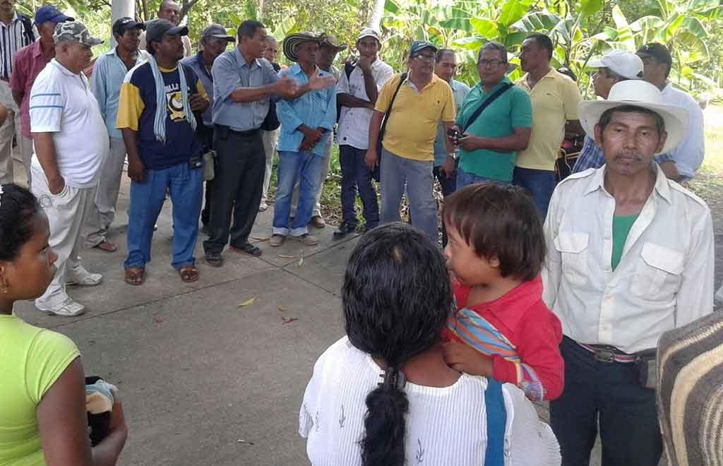 Campesinos se tomaron instalación del Incoder, reclaman entrega de predios