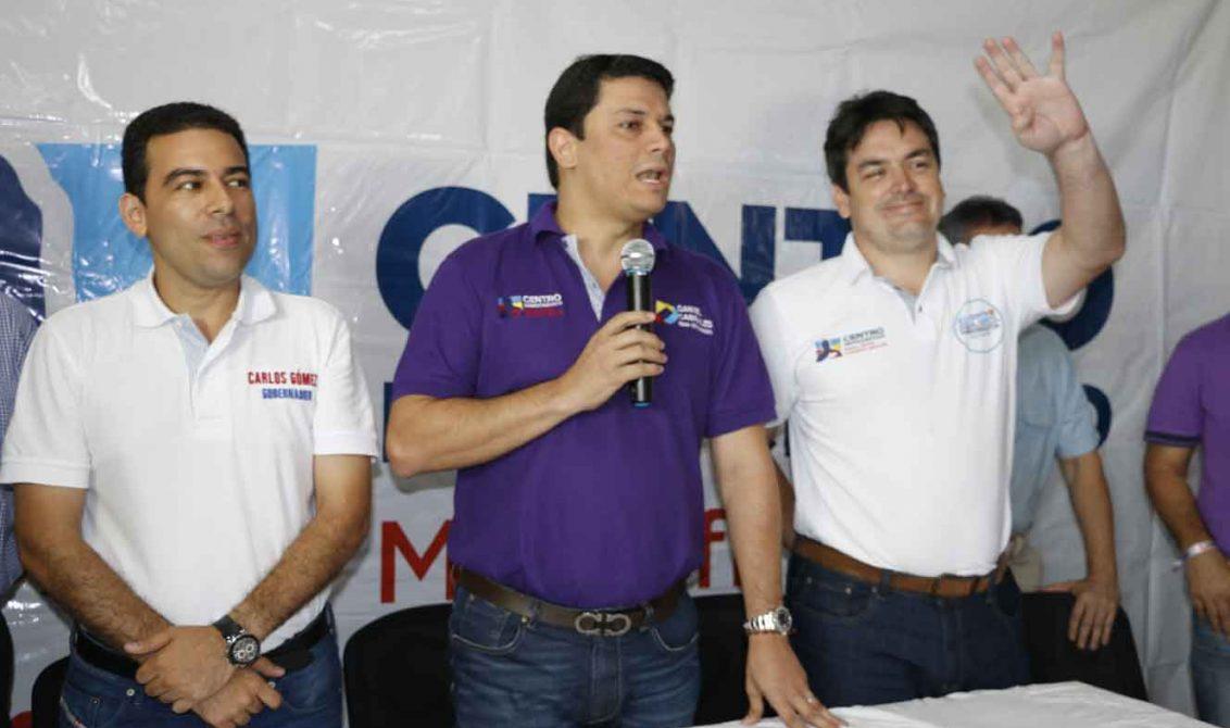 Cambio Radical y Centro Democrático anunciaron alianza en sus aspiraciones a Gobernación y Alcaldía