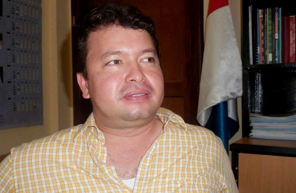 Martín Negrete Ávila, Director Regional de Saludcoop en Córdoba y Sucre.