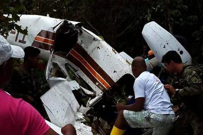 Identifican a piloto muerto en nuevo accidente aéreo en Chocó