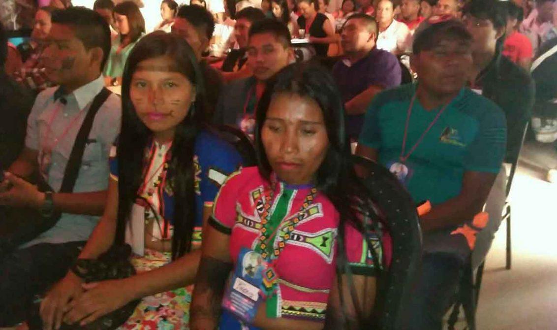 Jóvenes Indígenas del alto San Jorge se capacitaron en medios audiovisuales