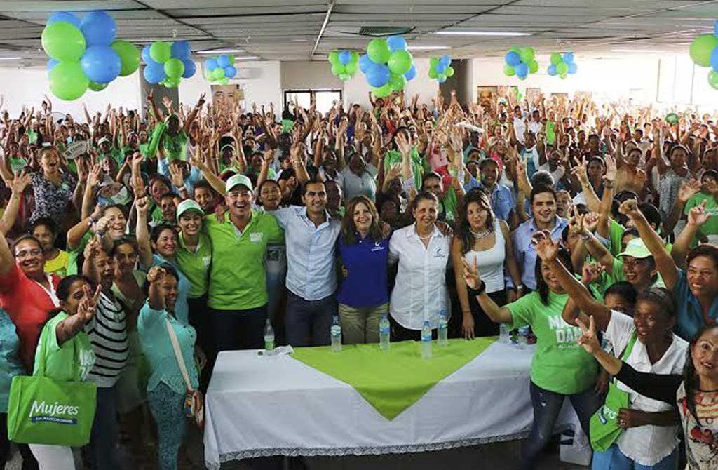 Con foro sobre Inteligencia Emocional, Marcos Daniel expuso propuestas a mujeres en Montería