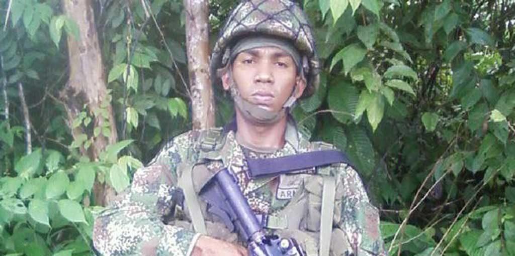 En extrañas circunstancias, asesinan a Infante de Marina en Lorica