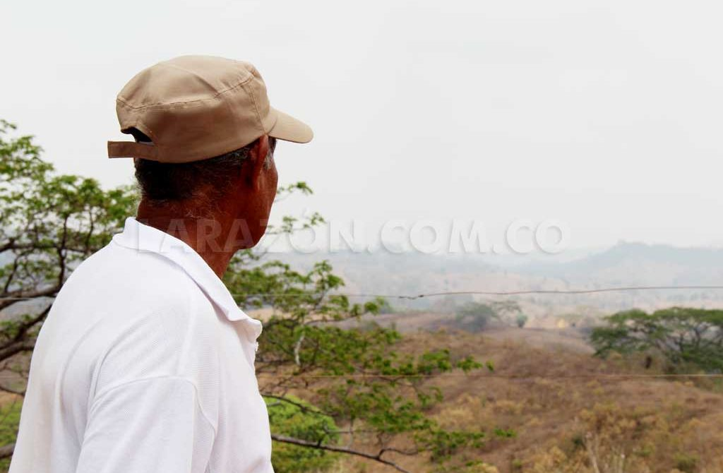 Admiten tutela que ordena al Incoder entregar predios a desplazados en Tierralta