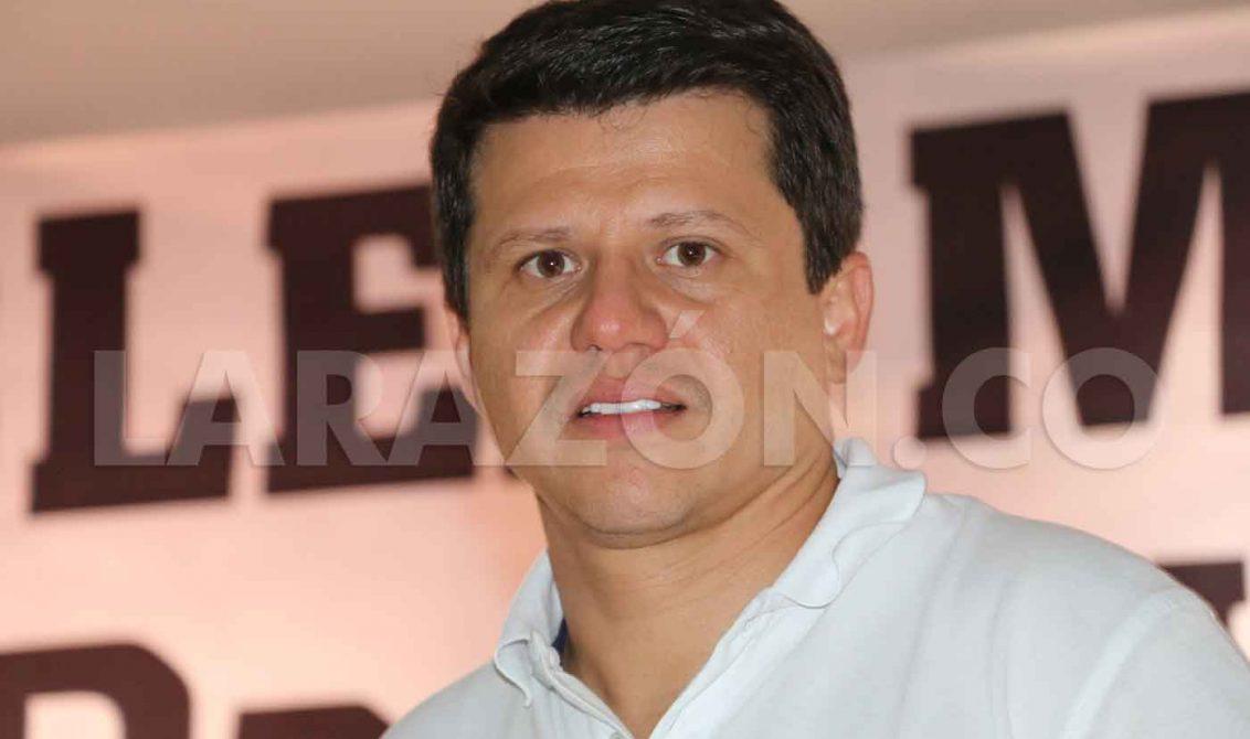 Bernardo Elías formalizó su intención de prender el ventilador por caso Odebrecht